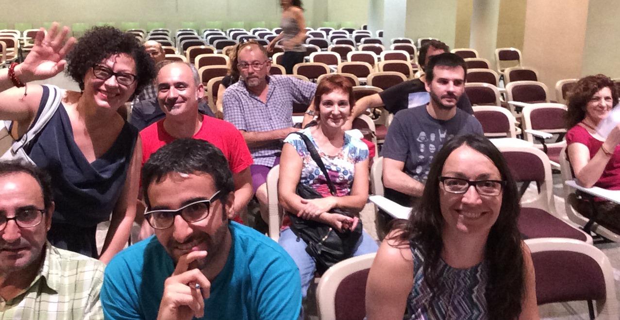Delegats i delegades de CCOO a la Junta de Personal de València
